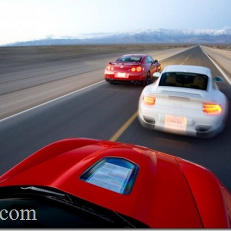 ZR1 vs 911TT vs GT-R : Road and Track Magazine