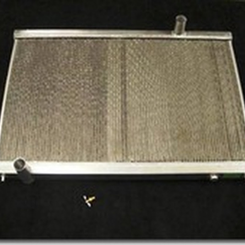 SSP : WORLD'S FIRST R35 UPGRADED ALUMINUM RADIATOR