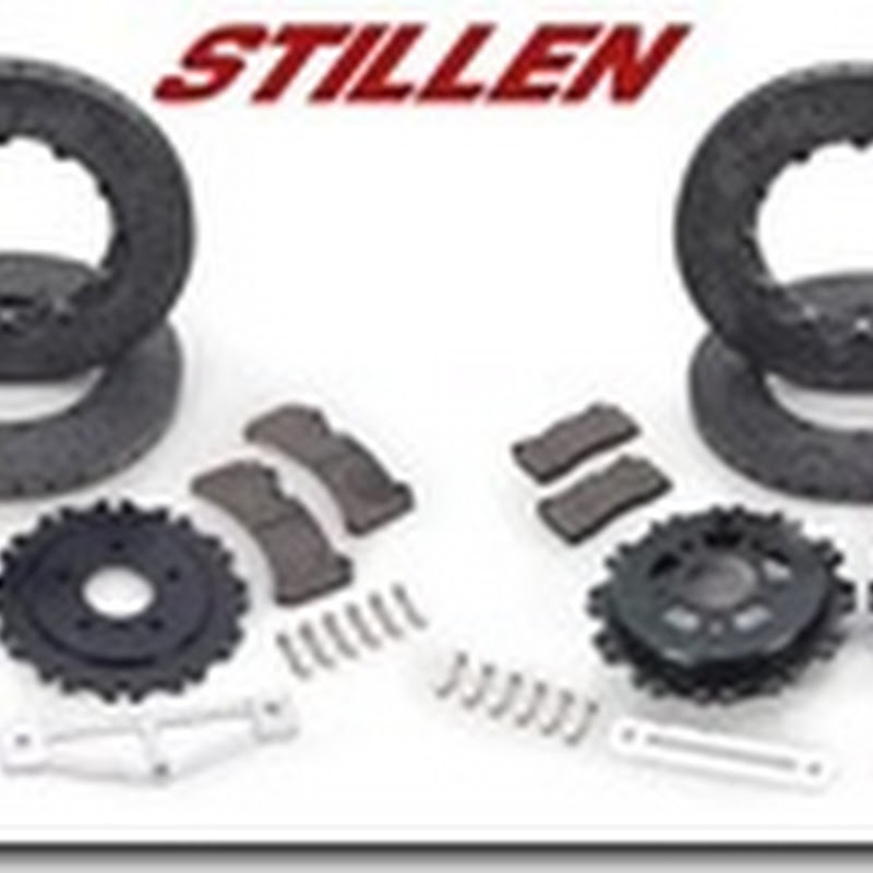 Stillen 400mm Carbon Ceramic Brake Upgrade