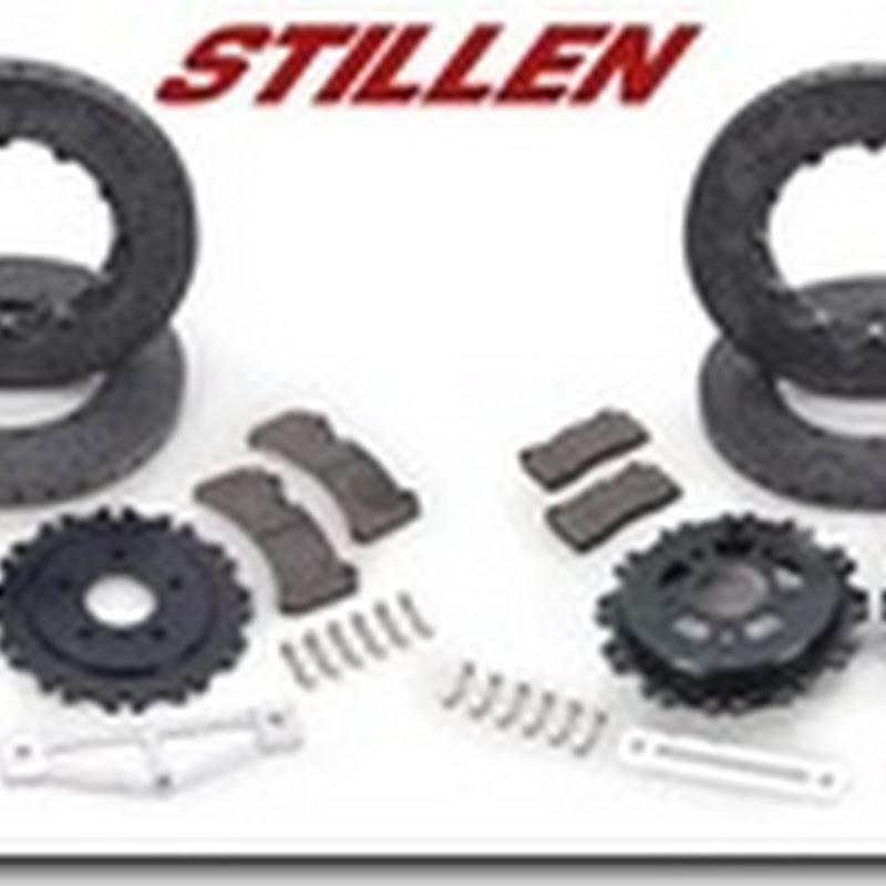 Stillen 400mm Carbon Ceramic Brake Upgrade