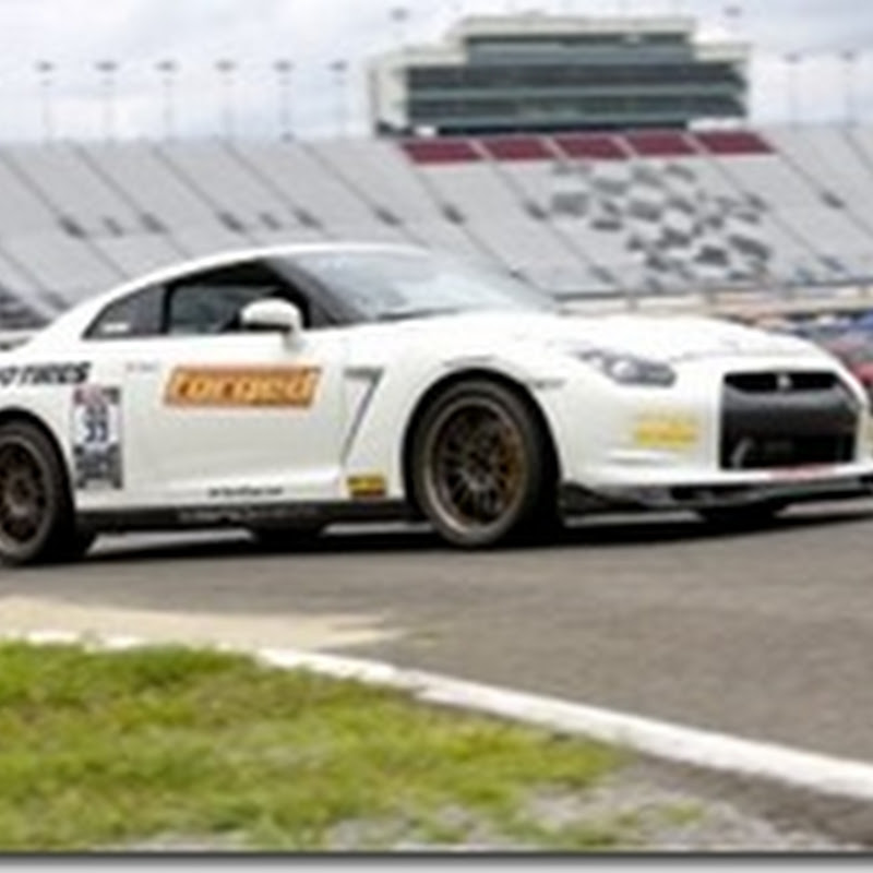 Forged Performance Time Attack GT-R