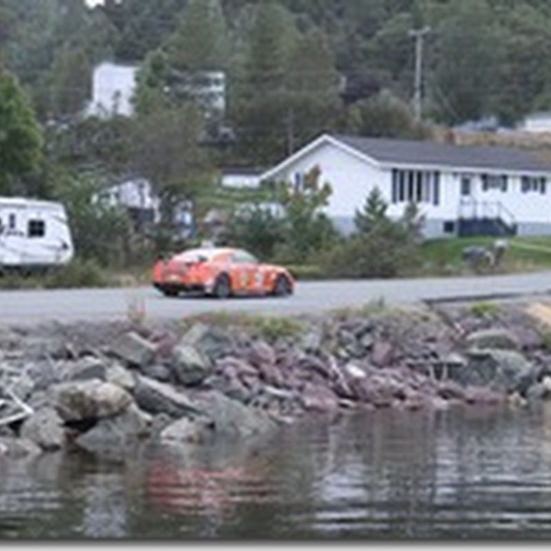 Stillen R35 GT-R Day 3 of Racing at Targa Newfoundland