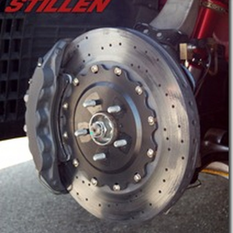 Stillen Carbon Ceramic Brake Kit Priced