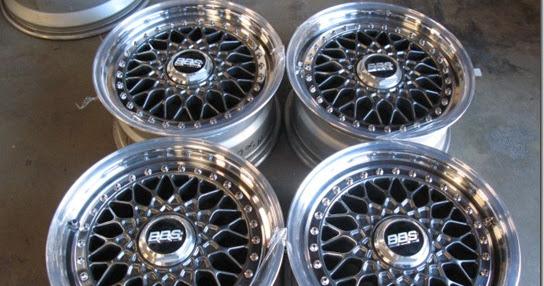 Nissan Skyline GT-R s in the USA Blog: BBS RS Wheels Gun ...