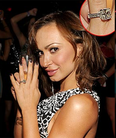 who is karina smirnoff engaged to. Said Smirnoff, quot;I#39;m the