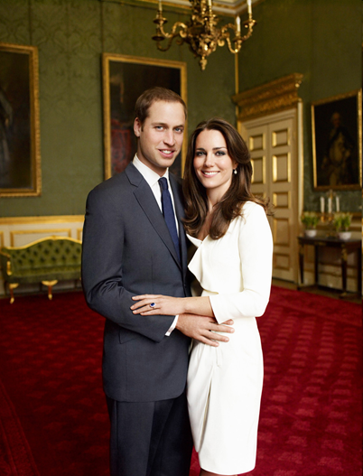 Kate and Prince William engagement