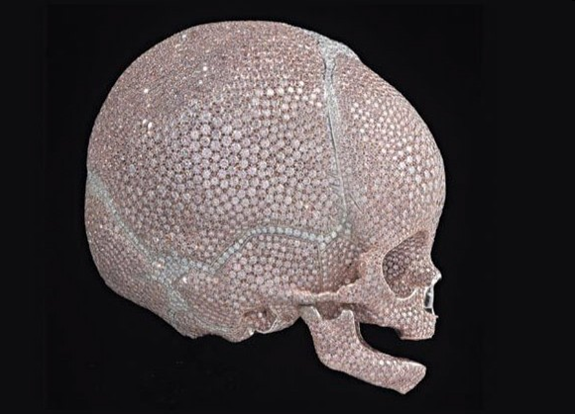 Baby Diamond Skull $50 Million