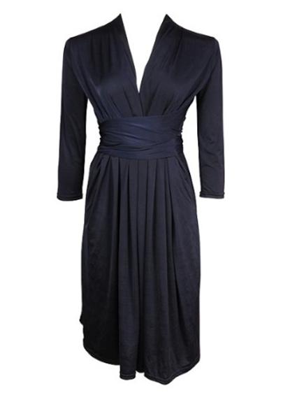 Kate Middleton blue dress replica