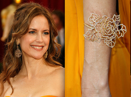 Oscar Jewelry - Kelly Preston
