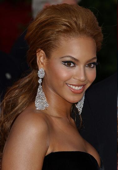 Oscar Jewelry - Beyonce