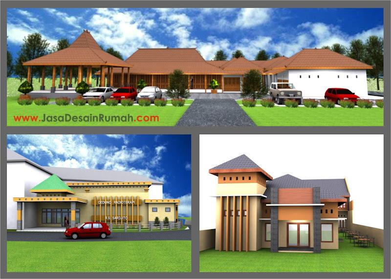 Konsep Desain Rumah Kost 2 Lantai Jasa Desain Rumah