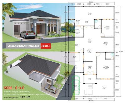 Rumah Elegan di Bandung