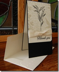 """2-3/4"""" x 5-1/2"""" Card with Matching Envelope"""
