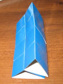 Трансформер из бумаги