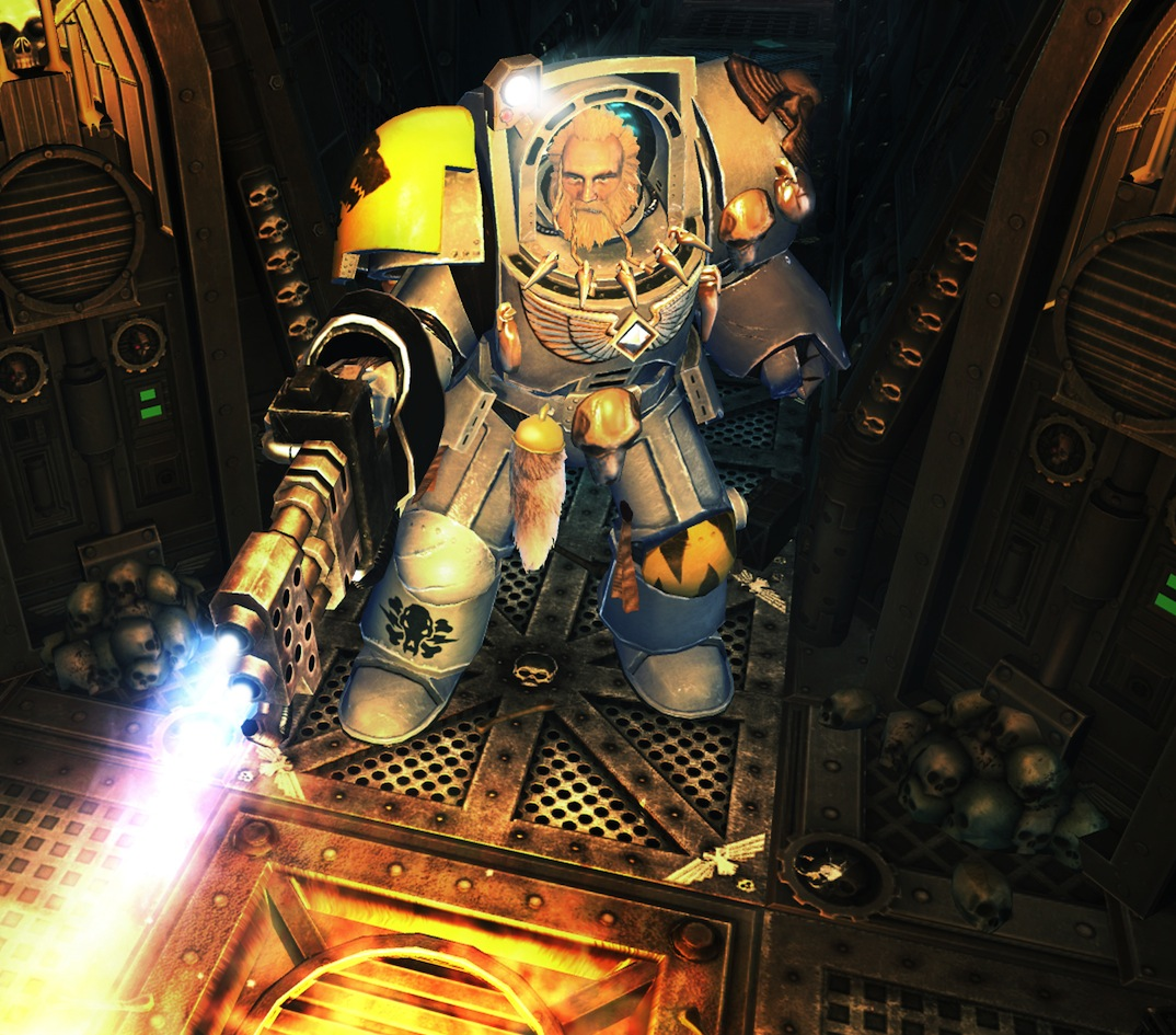 Full Control reveals Fangs Of Fenris Space Wolves DLC for Space Hulk