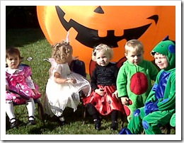 First Christian Trick Or Treat (5)