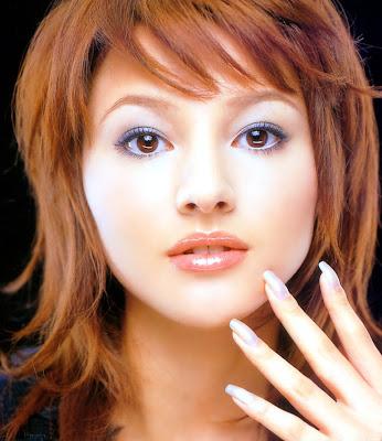 Asia Top 10 Mixed Beauty - Reika Hashimoto