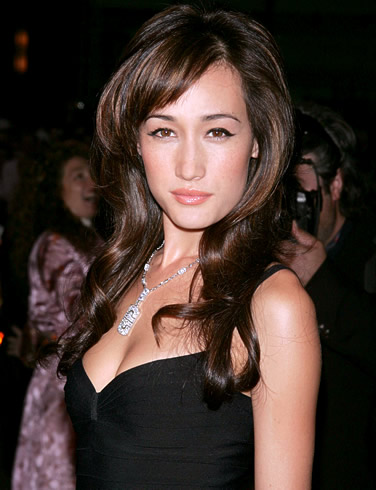 Maggie Q - Asia Top 10 Mixed Beauty | maggie q