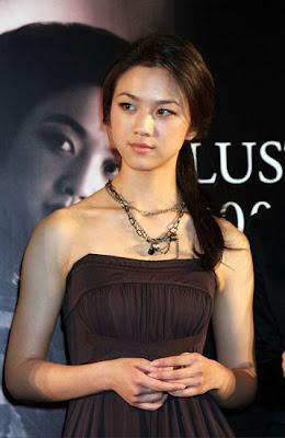 China Actress: Tang Wei