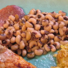 Black-Eyed Peas Like Maw Maw's
