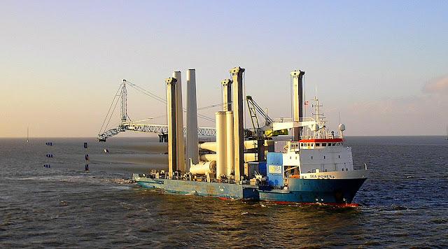Sea Power Esbjergi sadamas