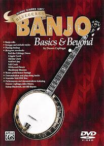 The Ultimate Beginner Bluegrass Banjo Basics & Beyond DVD