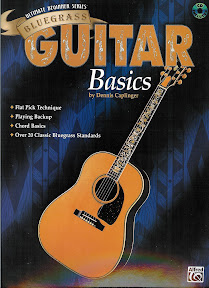 The Ultimate Beginner Bluegrass Guitar Basics book