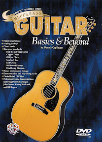 The Ultimate Beginner Bluegrass Guitar Basics & Beyond DVD