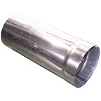 6 x 24 Inch Stainless Steel Pipe
