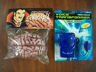 Bloody Brain and Voice Transformer