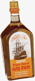 Now, some people say Bay Rum's a good tonic / My buddy says it's good for your stomach