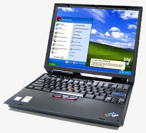 IBM ThinkPad R40 laptop