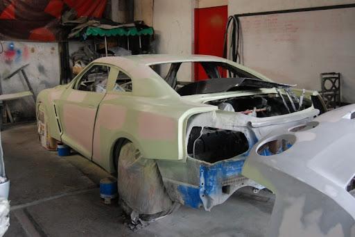 Nissan Skyline R33 Drifting. Nissan Skyline R33 Drifting