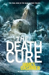 The Death Cure, by James Dashner