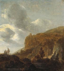 RIJKS: Guillaume Dubois: painting 1660