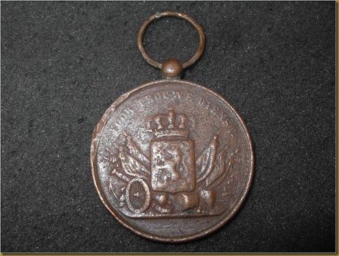 Medali Voor Trouwe Dienst