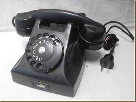 Telepon putar Ericsson