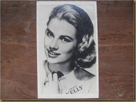 Kartu pos Grace Kelly April 1958