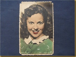 Post Card Shirley Temple