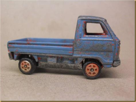 Hotwheels jadul Honda PickUp