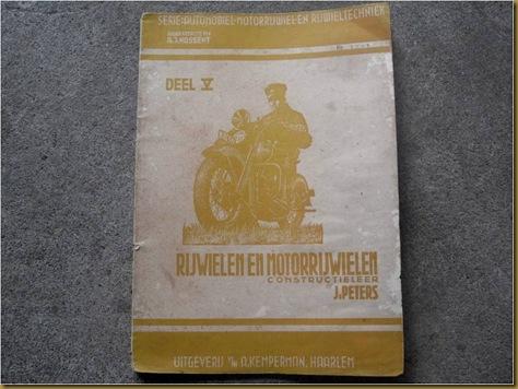 Buku Rijwielen en motorrijwielen constructieleer
