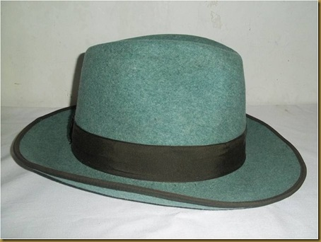 Topi cowboy Borsalino Suppless1