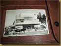 Tas buku kulit Ko yan Koei - foto lama radio city bandung