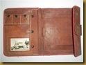 Tas buku kulit Ko yan Koei - jln djaranan no 2 magelang