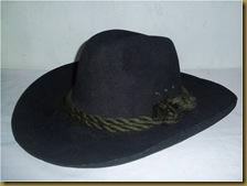 Topi cowboy Canda Bollman