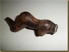 Once kayu bugil