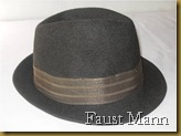 Topi Fedora faust mann - kanan
