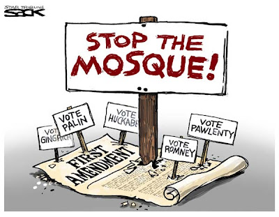 Xenophobia and Islamophobia in the USA