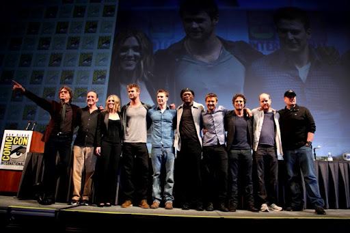 The Avengers Movie Cast Announced
