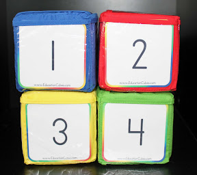 Number Education Cubes